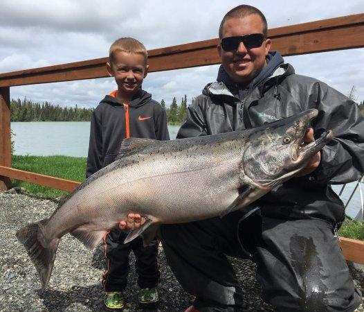 Kenai, AK: Take a Kid Fishing