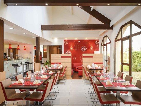 Saint-Lo, Frankrijk: Restaurant
