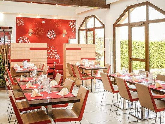 Saint-Lo, فرنسا: Restaurant