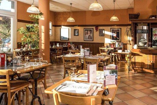 Saint Die des Vosges, ฝรั่งเศส: Restaurant