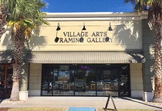 ‪Village Arts Framing & Gallery‬