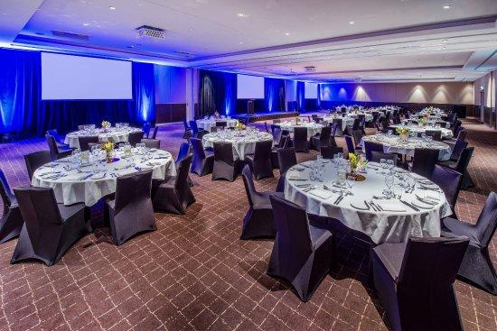 Lovedale, Australia: Semillon Ballroom - Banquet Setup