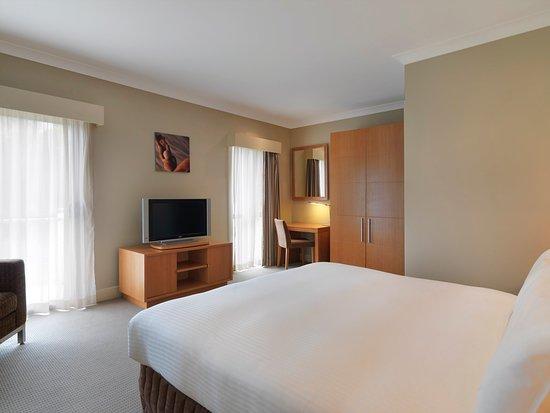 Lovedale, Australia: Villa Master Bedroom