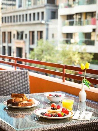 Ibis Sydney World Square: Restaurant