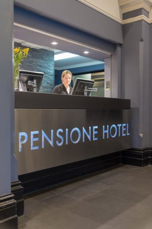 Pensione Hotel Melbourne - by 8Hotels