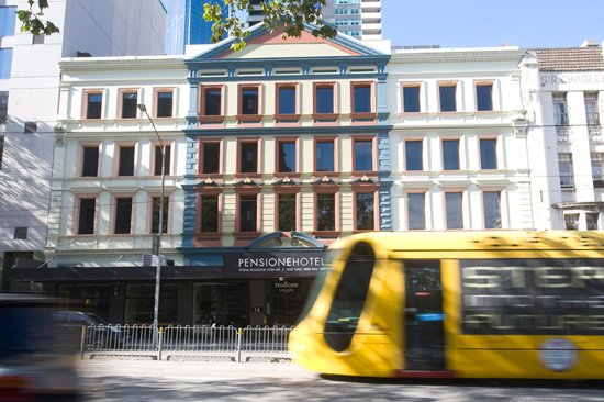 Pensione Hotel Melbourne - by 8Hotels: Exterior1