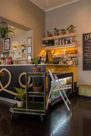 เพนซิโอเน บูติค โฮเต็ล เมลเบิร์น: Café