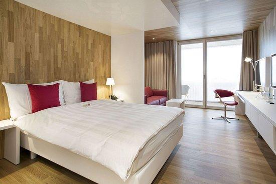 Abtwil, Suíça: Lifestyle Double Room Balcony