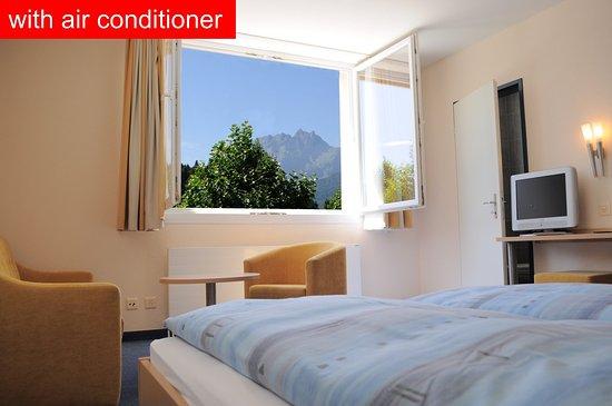 Horw, Switzerland: Double Standard