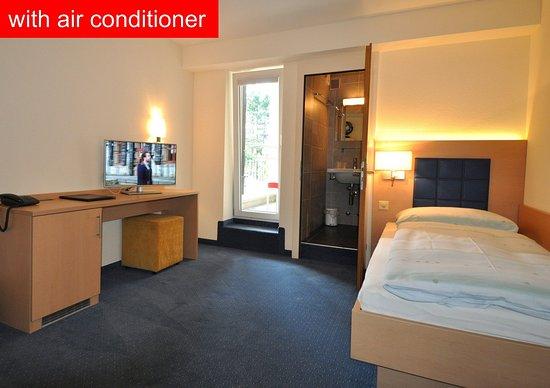 Horw, Switzerland: Single room