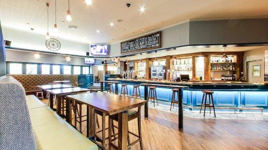 Clydebank, UK: Our new bar