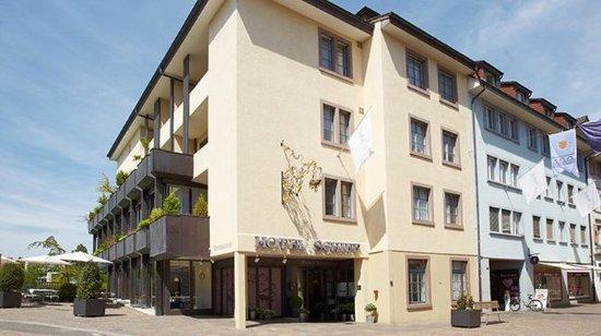 Rheinfelden, Switzerland: Hotel Schiff am Rhein