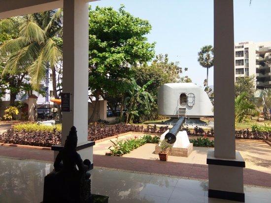 Naval Museum (Swarna Jyoti Museum)