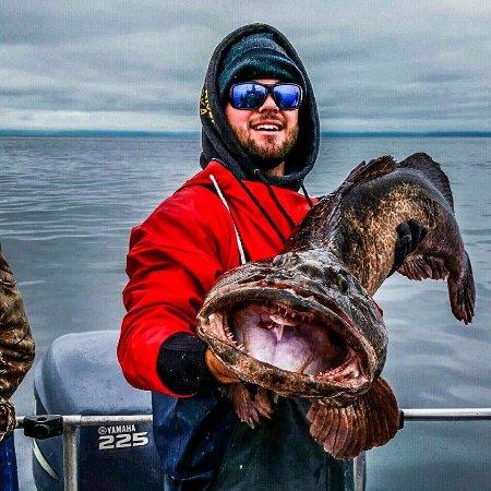 คีไน, อลาสกา: Seward Combo Fishing