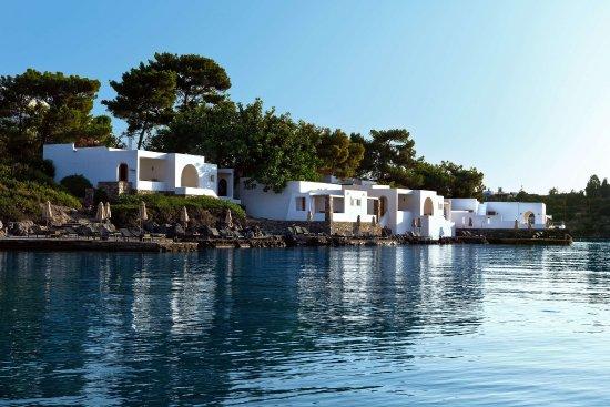 Minos Beach art hotel: Bungalow Waterfront
