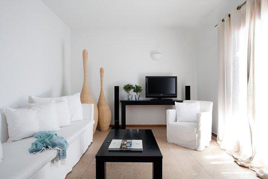 Minos Beach Art hotel: Two Bedroom Villa Interior