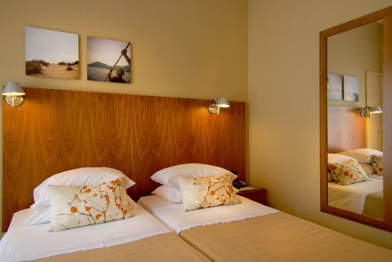 Philippos Hotel: Standard Twin/Double room