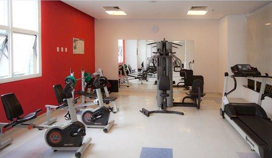 Barueri, SP: Fitness Center