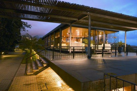Quinta da Casa Branca: Hotel Reception building