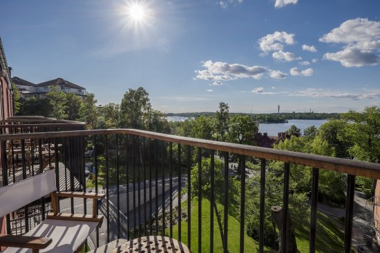 Nacka, Suède : Seaview And Seaview Superior Balcony