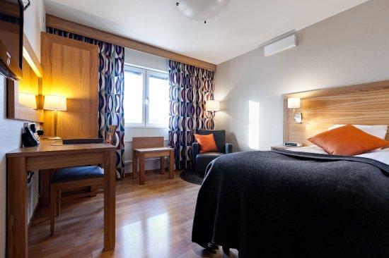 Skellefteå, Sverige: Standard single room