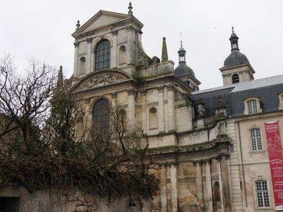 Pont-a-Mousson, France: Abbey