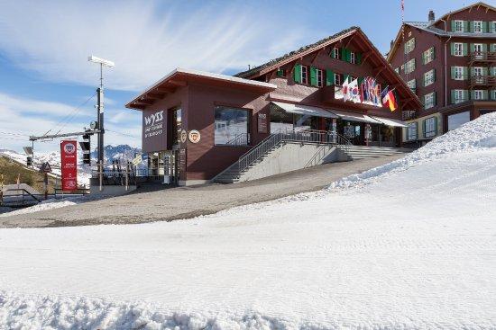 Kleine Scheidegg, Ελβετία: Wyss Sport & Souvenirs auf der Kleinen Scheidegg
