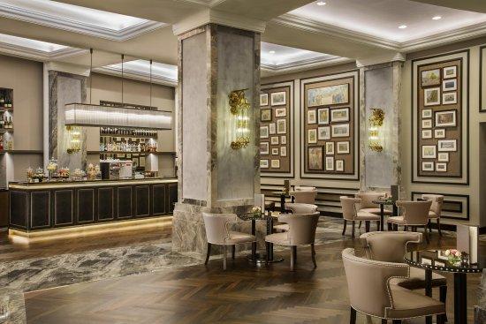 Conrad Istanbul Bosphorus: Lobby Lounge