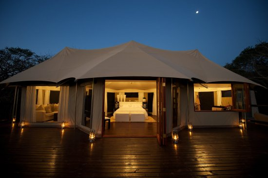 Thanda Safari : Thanda Jabula Tent - Exterior