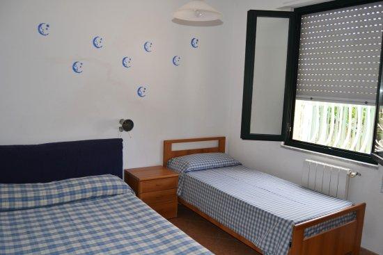 Residence La Giungla: Seconda camera da letto Villa Patrizia