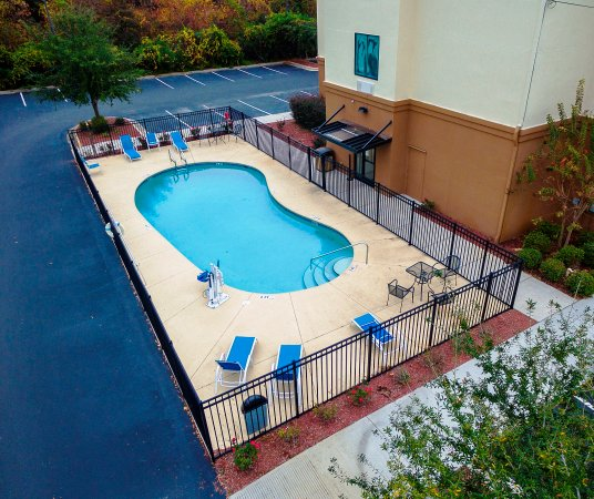 Red Roof Inn Panama City: Pool