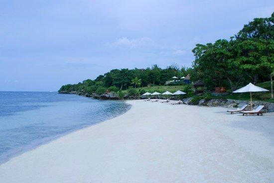 Eskaya Beach Resort & Spa: Beach privacy