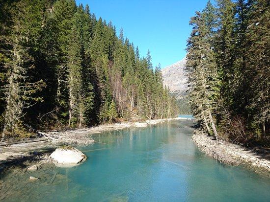 Kanadische Rockies, Kanada: Blick Richtung Kinney Lake