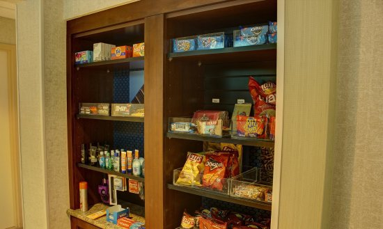 Hampton Inn & Suites Palm Coast: Snack Shop