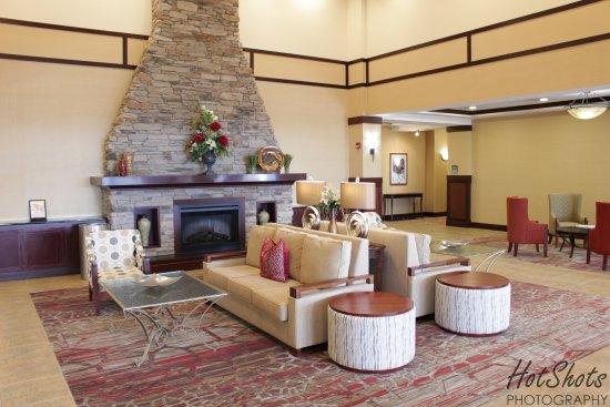 Front Royal, VA: Hotel Lobby