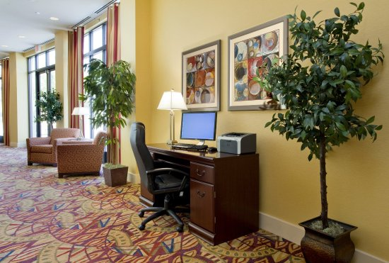 Rocky Mount, Kuzey Carolina: The business center so you can get a littel work done!.