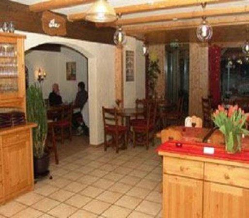 Les Diablerets, Suíça: Hotel les Sources Diablerets inside