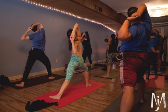 Wild Soul Yoga Studio: Classes every day!