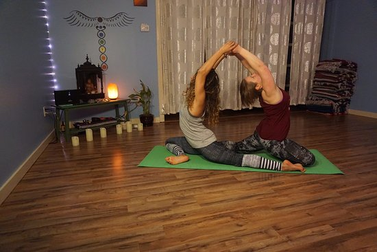 Wild Soul Yoga Studio: Informed and supportive instruction staff.