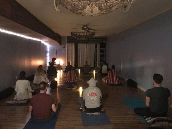 Wild Soul Yoga Studio: Meditation classes!