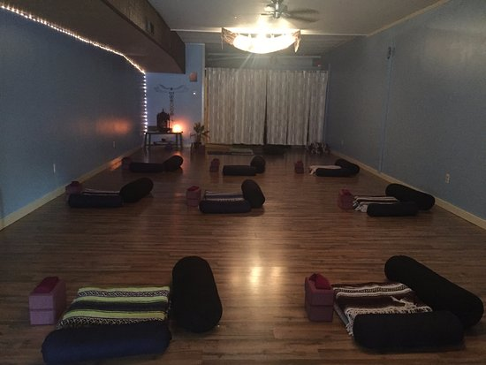 Middletown, NY: Gentle and Relaxing class options.