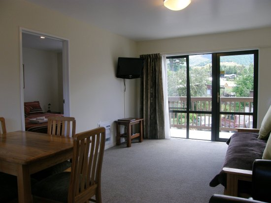 Hanmer Springs, Nueva Zelanda: ONE BEDROOM