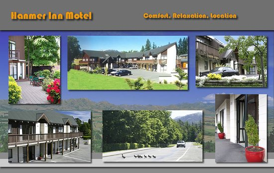 Hanmer Springs, Nueva Zelanda: ASURE Hanmer Inn Motel
