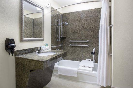 Pauls Valley, Οκλαχόμα: Guest Bathroom