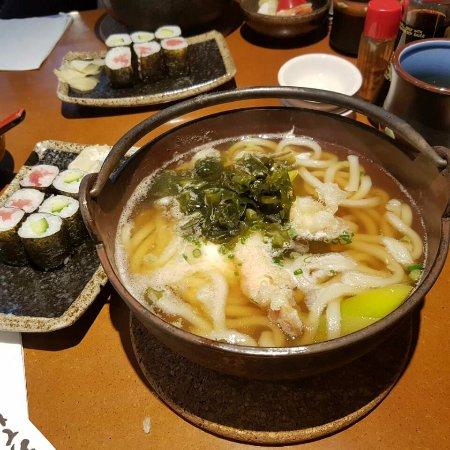You Restaurant Japonais: dejeuner udong