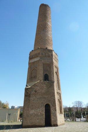 Mudhafaria Minarett