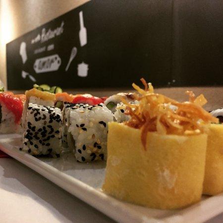 Cipolletti, อาร์เจนตินา: sushi todos los dias miercoles