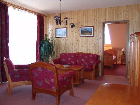 Kromeriz, Czech Republic: Stylish apartments