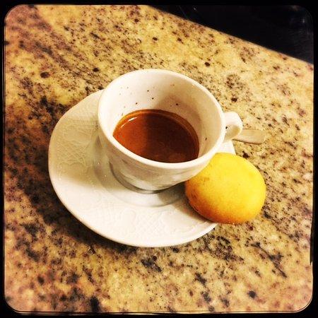 Lido di Venezia, Itália: top kwaliteit espresso ...