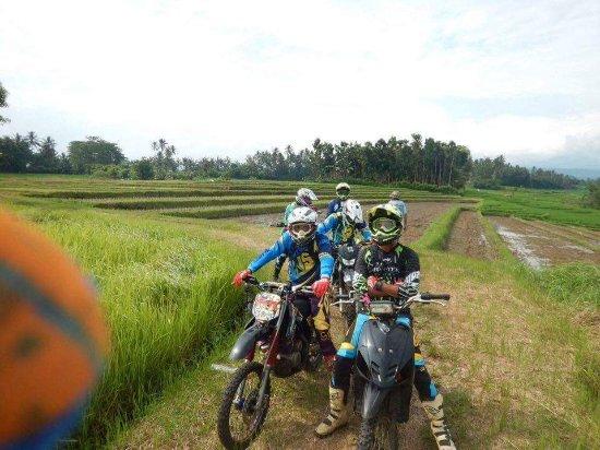 Bali Jungle Dirtbike